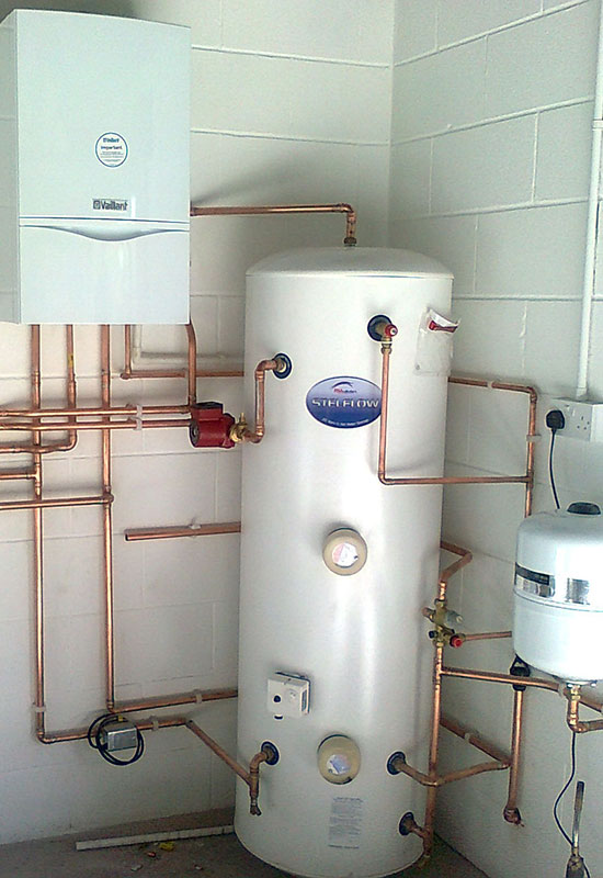 Domestic Heating and Plumbing